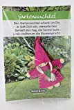JoJo, Wichtel Arts, J023-070, Glückswichtel, Gartenwichtel, Filz, pink, 8cm