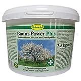 Schacht Baum-Power Plus für Obstbäume, Hecken und Nadelgehölze, PK-Dünger mit Extra Calcium und Magnesium, 2,5 kg Eimer
