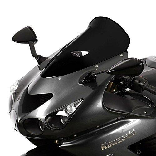 Parabrezza da viaggio MRA Kawasaki ZZR 1400 06-14 nero