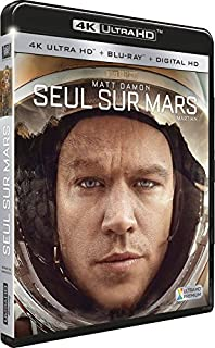 Seul sur Mars [ 4K Ultra HD + Blu-ray + Digital HD] (B01BH6JKI8) | Amazon price tracker / tracking, Amazon price history charts, Amazon price watches, Amazon price drop alerts