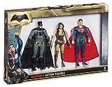 Batman v Superman plus Wonder Woman Bendable Action Figures Set Puppet Set