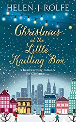 Christmas at The Little Knitting Box (New York Ever After, Book 1)