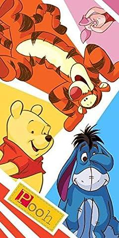 Disney Winnie Pooh BADETUCH 70x140 cm Strandtuch (wp08)