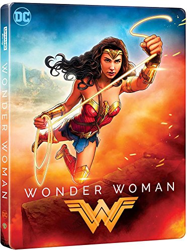 Wonder Woman [Édition boîtier SteelBook]