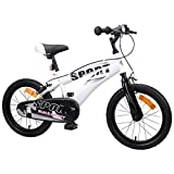 Sun & Sport - Vélo 16 Pouces Garçon