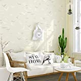 YL-Light Tapeten 3D Wallpaper Home Dekorative Seagull Art Wallpaper Kinderzimmer Blau Wohnzimmer Schlafzimmer Esszimmer Dekoration,J00703