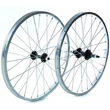 Tru-build Wheels RGH720 - Rueda Delantera para Bicicleta (20 x 1 ...