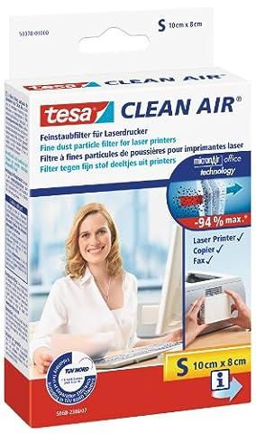Tesa Filtre à microparticules de poussière Clean Air pour imprimante