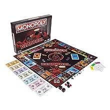 Monopoly Deadpool Marvel Heroes - Gioco da Tavolo