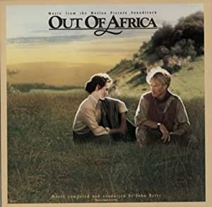 Out of Africa (soundtrack) [VINYL]