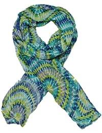 Ladies elegant and Fashionable viscose printed scarf - NEELCHAKRA (ALSSF002)