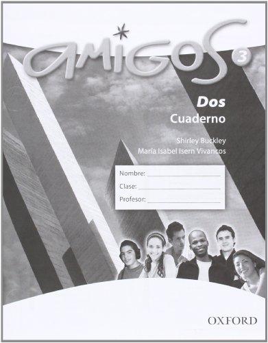 Amigos: 3: Workbook (Higher)