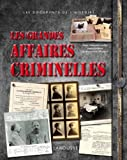 Les grandes affaires criminelles