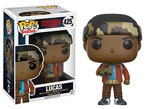 Funko Pop Lucas Stranger Things (425) Funko Pop Stranger Things