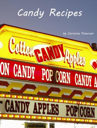 Caramel Corn Candy Recipes (English Edition)