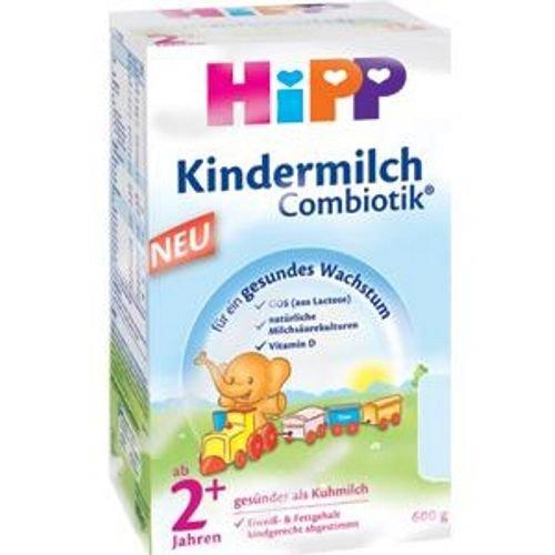 Hipp Kindermilch Combiotik 2+, ab dem 2. Jahr, 600g