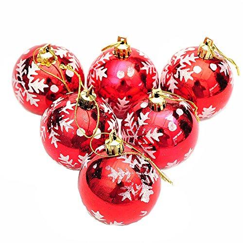 Decorazioni dell'albero Di Natale Infrangibili