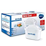 BRITA Maxtra+ waterfilter-cartridges, wit, plastic, wit, 6 stuks