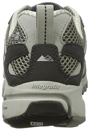 Columbia Mountain Masochist III Outdry, Chaussures de Running Compétition Homme Gris (Stratus/ Dove)