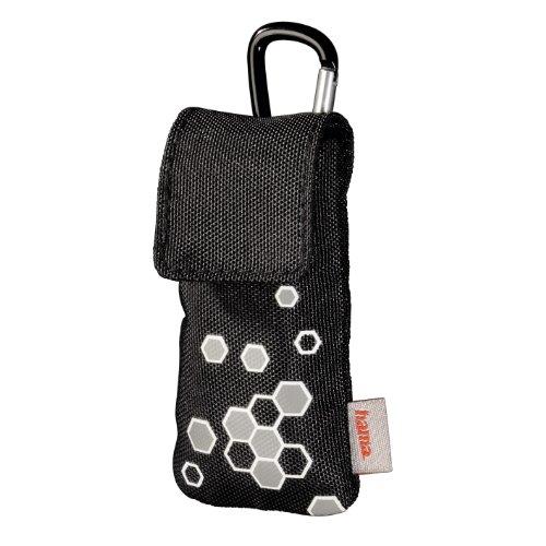 Hama Tasche für web\'n\'Walk-Stick, Schwarz/Grau
