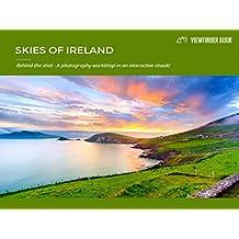 ViewFinder Book - Skies of Ireland: English Version (English Edition)