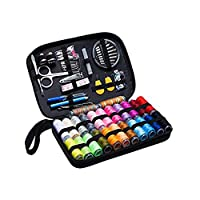Sewing Kit 116Pcs DIY Premium Sewing Supplies Complete Mini Sew Kit Sewing Accessories