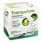 TRANSPULMIN Erkältungsbalsam + Inhalator 100 g Creme