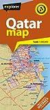 Qatar Road Map (Explorer)
