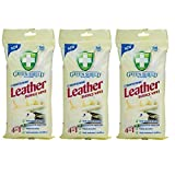 #3: Greenshield Conditioning Leather Wipes 50's Pack of 3