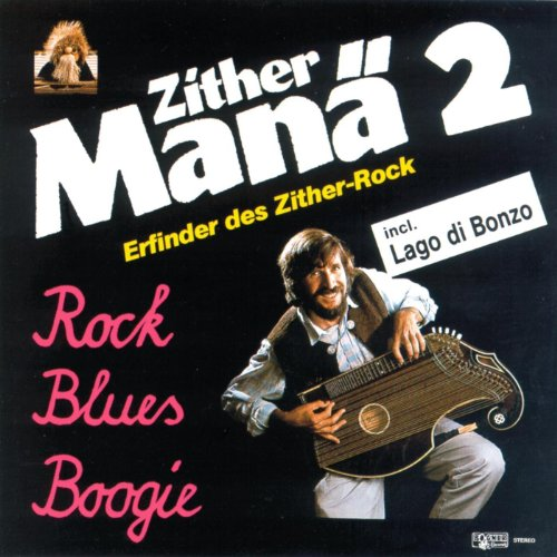 Zither Manä 2 - Rock, Blues, B...
