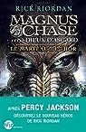 Magnus Chase et les Dieux d'Asgard, tome 2 : Le marteau de Thor par Riordan