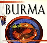 Front cover for the book Food of the World: Burma by Claudia Saw Lwin