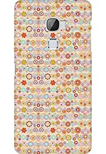 AMEZ designer printed 3d premium high quality back case cover for Letv Le Max (Pattern 2)