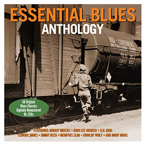 Essential Blues Anthology   2cd