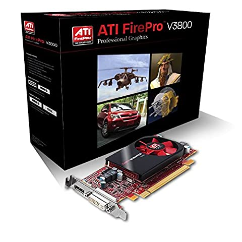 AMD ATI FirePro V3800 - Grafikkarten - FirePRO V3800, 100-505607