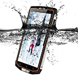 Smartphone étanche IP 67 V Mobile V66 5,5' 3 Go RAM 32 Go ROM Batterie 6500 mAh...
