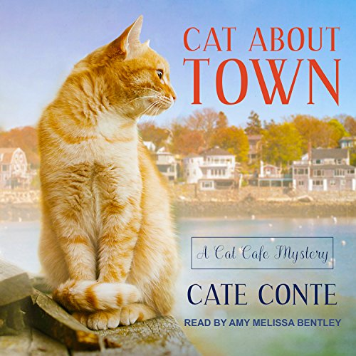 Cat about Town (Cat Cafe Mystery, Band 1)