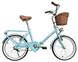 BeBikes La Mia Bicicletta Città Acciaio Turchese