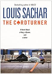 The Cardturner: A Novel about a King, a Queen, and a Joker by Louis Sachar (2011-10-11)