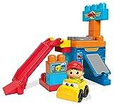 Mega Bloks First Builders Spinning Garage, Multi Color
