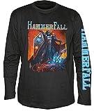 Photo de \m/-\m/ HAMMERFALL - Hammer High - Langarm - Shirt/Longsleeve par \m/-\m/