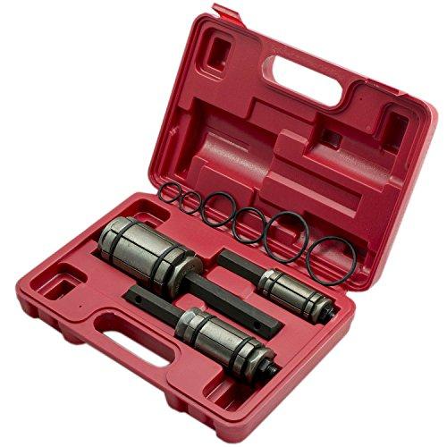 Auspuff Rohr Aufweiter Satz Rohrweiter Rohrspreizer Werkzeug Spreizer Set 3-tlg