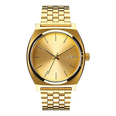 Nixon - A045511 - Time Teller 37mm All Gold Montre