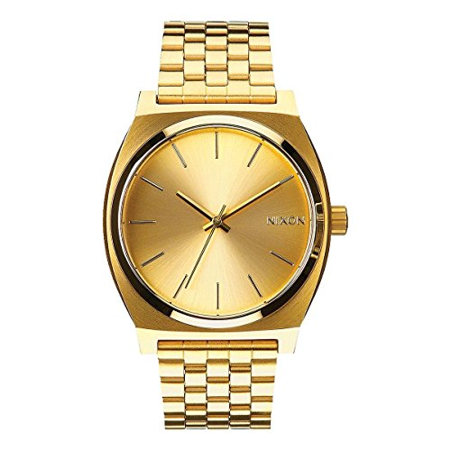nixon-a045511-time-teller-37mm-all-gold-montre-unisex