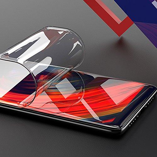 ONICO Folie Für XiaoMi Mi Mix 2 Bildschirm Schutzfolie (Nicht Panzerglas),3D Selbstheilung Schutzfolie Kompatibel mit Hülle Vollständige Abdeckung (Vorne HD)