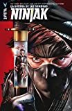 Ninjak 2: La guerra de las sombras (Valiant - Ninjak)