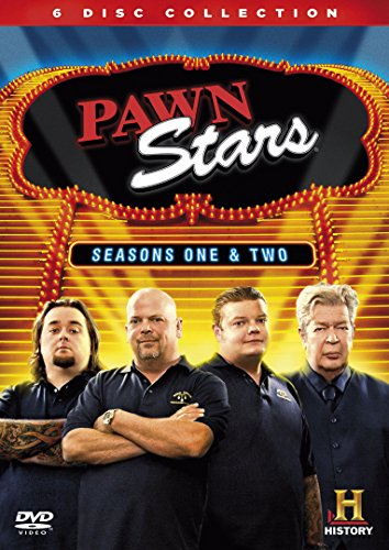 Pawn Stars Seasons 1 & 2 [6 DVDs] [UK Import] hier kaufen