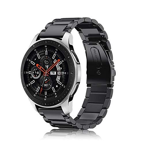 Fintie Cinturino Compatibile con Galaxy Watch 46mm/Gear S3 Frontier/Gear S3 Classic/Huawei Watch 2 Classic/Moto 360 2ª Gen - 22mm...
