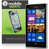 Nokia Lumia 925 Écran Protecteur Garde Paquet 5