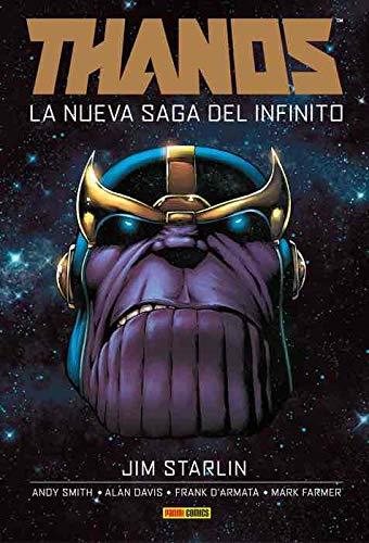 Thanos. La Nueva Saga Del Infinito